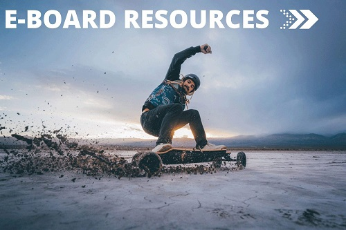 electric skateboard resources